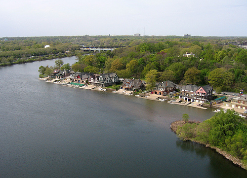 excellence on Boathouse Row in Philadelphia.