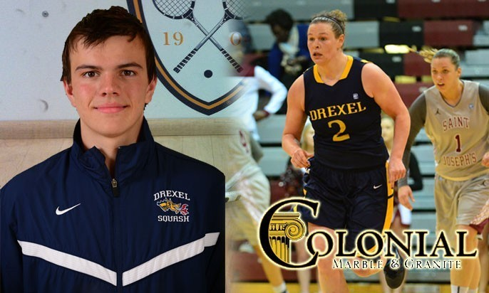 Colonial Marble And Granite Athletes Of The Week Drexel University Athletics